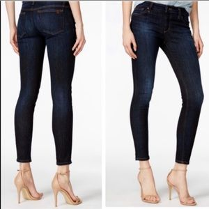 Joe's Jeans Skinny Ankle Jeans Size 27 Katya Wash
